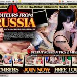 Buy Amateurs From Russia Account