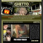 Join Ghetto Confessions For Free