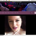 CassanovaCurves Full Site