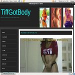 Premium Tiffanigotbody.modelcentro.com Password