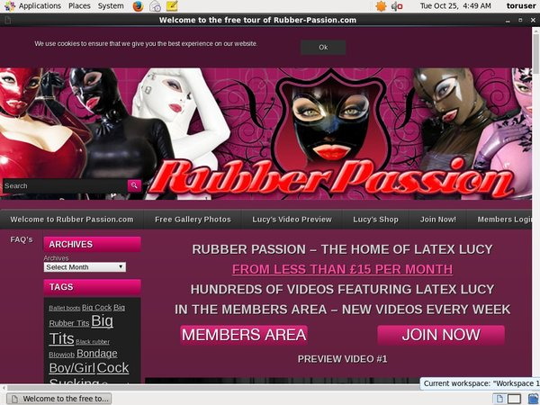 Rubber Passion Password Share